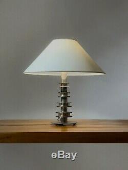 1930 House Desny Lamp Art-deco Modernist Bauhaus Cubist Adnet Uam