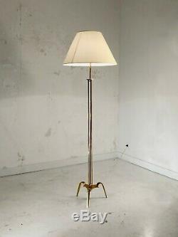 1950-1960 Rings Lamp Art Deco Neoclassic Shabby-chic Ramsey Jansen