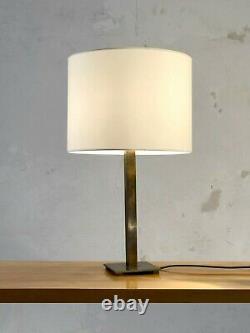 1970 Lamp Art-deco Modernist Shabby-chic Neo-classique Adnet Jansen