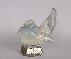 Automotive Art Deco Bird Mascot From Sabino
