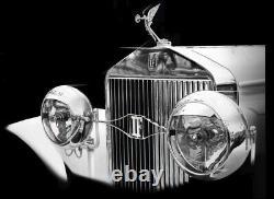 Car Mascot Mascotte Auto Triomphe By F. Bazin Circa 1920