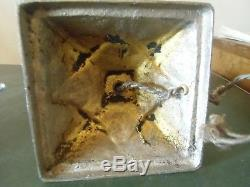 Lamp Base, Art Deco Night Light, New Silver-plated Bronze Butterflies Decor