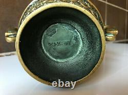 Mortier En Bronze Former Signed Mr. Le Verrier And His Pilon Excelllent State