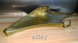 Old Art Incrier New Bronze Eagle Royal With Claws Jugendstil