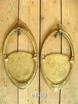 Pair Of Frames In Art Deco Sconces Degué Muller Noverdy Schneider (96)