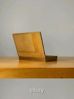 1930 BOITE ART-DECO MODERNISTE CUBISTE SHABBY-CHIC Adnet Boris Lacroix