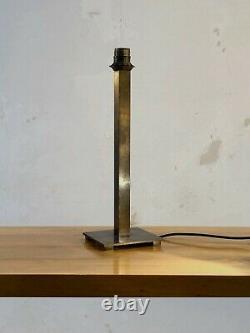 1970 LAMPE ART-DECO MODERNISTE SHABBY-CHIC NEO-CLASSIQUE Adnet Jansen