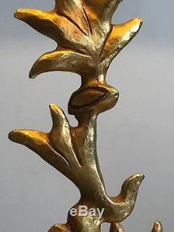 1980-1990 MATHIAS FONDICA LAMPE ART-DECO MODERNISTE Cazenove Garouste Bonetti