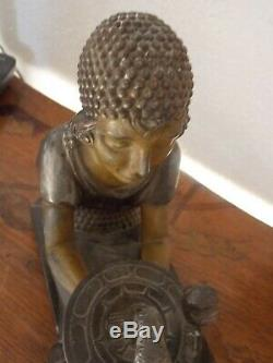 Bronze art deco signé chiparus