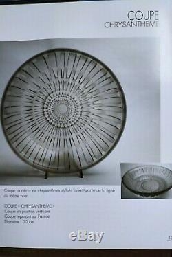 Lampe ART DECO bronze argentée verre André HUNEBELLE modèle Chrysanthème 1930